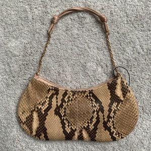 08413043afca Prada Bags | Vintage Snakeskin Micro Mini Bag | Poshmark